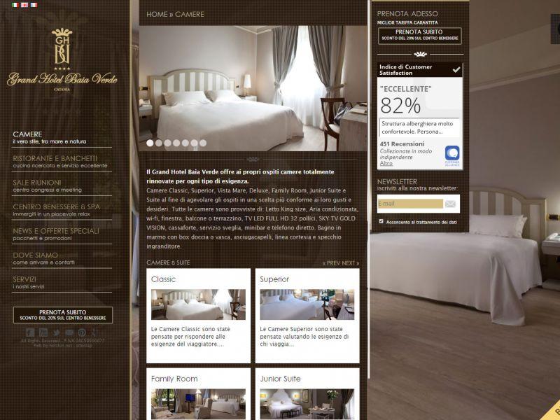 Hotel Catania  Stelle Sul Mare
